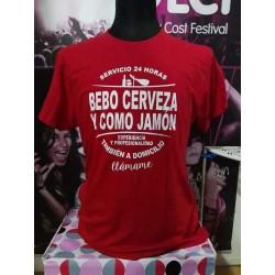 Camiseta servicio 24H
