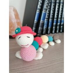 Gusano crochet